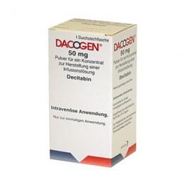 Купить Дакоген Dacogen 50 мг/1 флакон в Москве