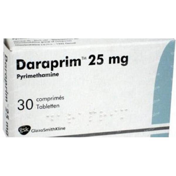 Дараприм Daraprim 30 Шт