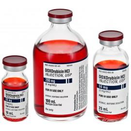 Купить Доксорубицин Doxorubicin HCL ONCO 200MG/1 Шт в Москве