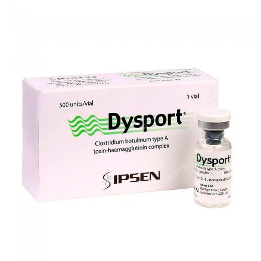 Купить Диспорт Dysport 500 units в Москве