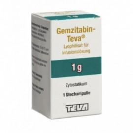 Купить Гемцитабин Gemcitabin GRY 1000MG/1 Шт в Москве