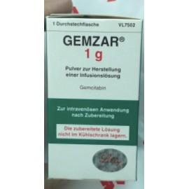 Купить Гемзар Gemzar 1.000 MG в Москве