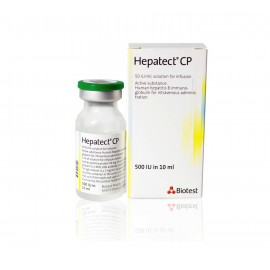 Купить Гепатект Hepatect CP 10Ml/ 1 Флакон в Москве