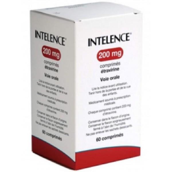Интеленс Intelence 200MG/60 Шт