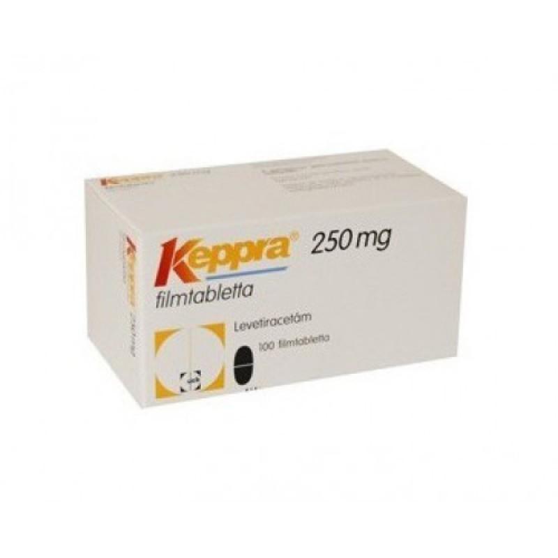 Кепра KEPPRA (Levetiracetam) 250 Mg 200 Шт.