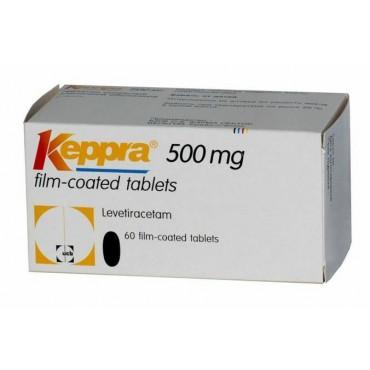 Купить Кепра KEPPRA (Levetiracetam) 500 Mg 200 Шт. в Москве