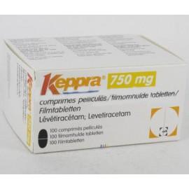 Купить Кепра KEPPRA (Levetiracetam) 750 Mg 200 Шт. в Москве
