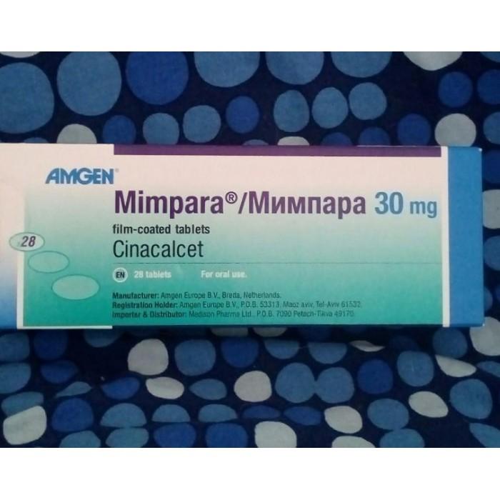 Мимпара Mimpara 30MG/ 28 Шт