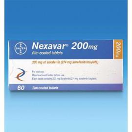 Купить Нексавар Nexavar 200MG - 112 Шт в Москве