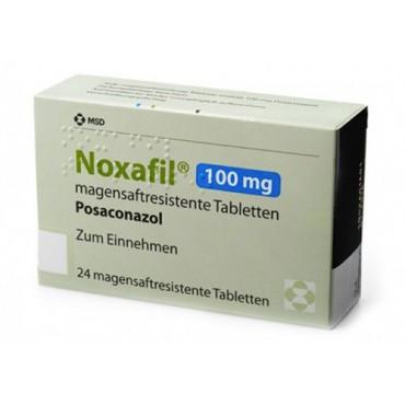 Купить Ноксафил Noxafil 100MG/24 шт в Москве