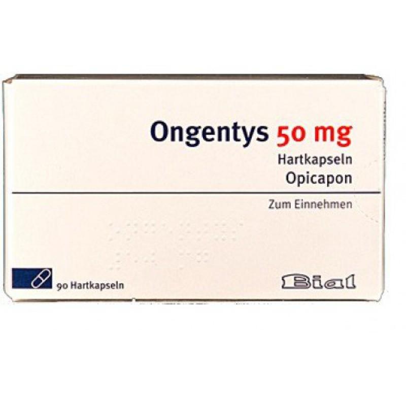Онгентис Ongentys 50MG/90 шт