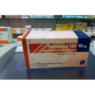 Купить Пантопразол Pantoprazol 40Mg/100 Шт в Москве