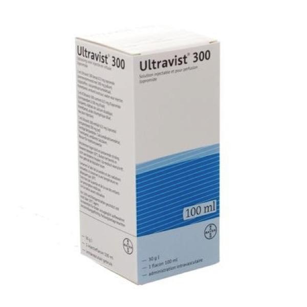 Ультравист Ultravist 300 10х10 мл