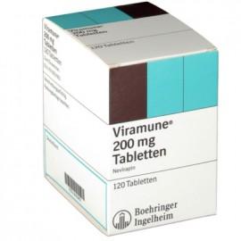 Купить Вирамун Viramune 200MG/120 Шт в Москве