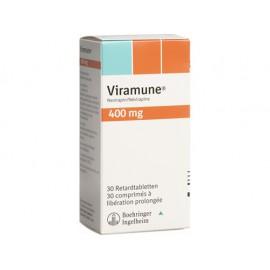 Купить Вирамун Viramune 400MG/30 Шт в Москве