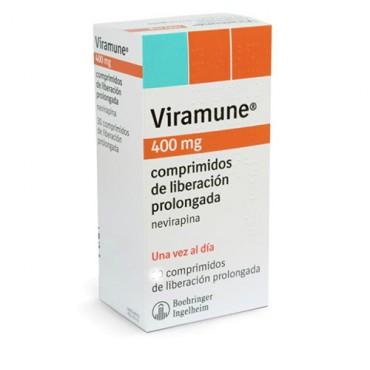 Купить Вирамун Viramune 400MG/90 Шт в Москве