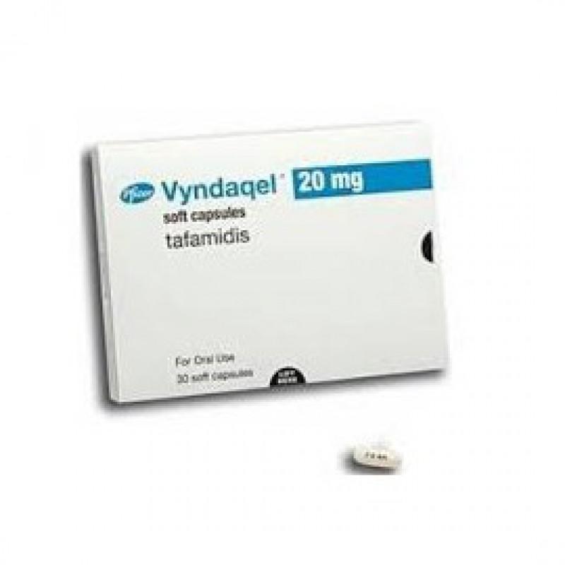 Виндакел Vyndaqel 20MG /30 шт
