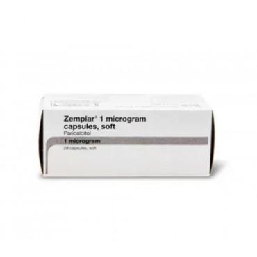 Купить Земплар Zemplar 1 UG/ 28 шт в Москве