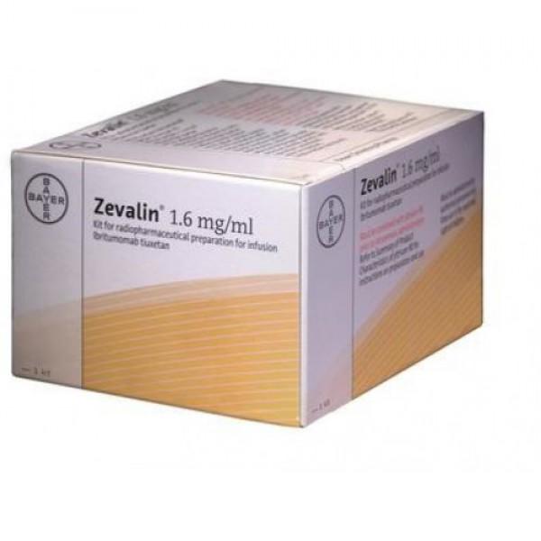 Зевалин Zevalin 1.6 мг/мл