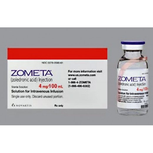 Купить Зомета Zometa 4MG/100ML в Москве