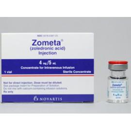 Купить Зомета Zometa 4MG/5ML в Москве