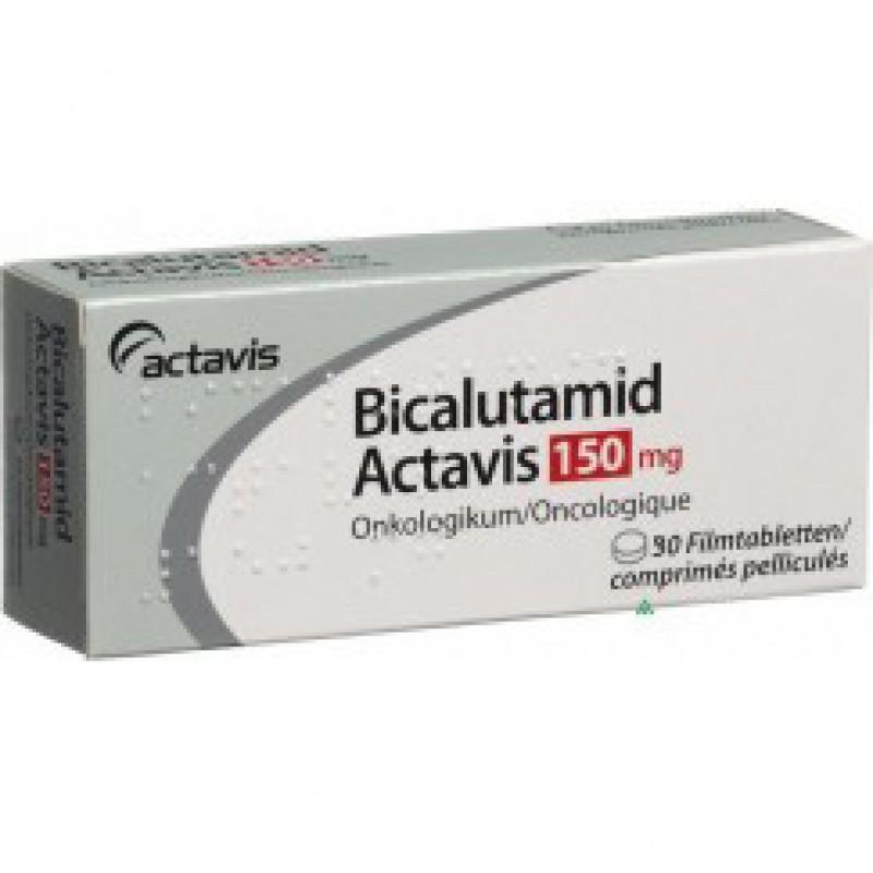 Бикалутамид Bicalutamid 150 мг/90таблеток