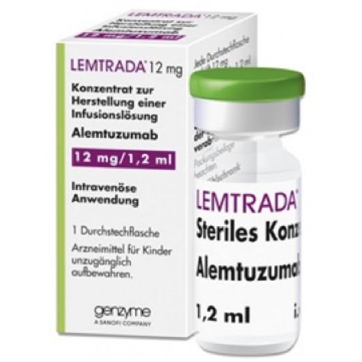 Купить Лемтрада Lemtrada 12MG в Москве