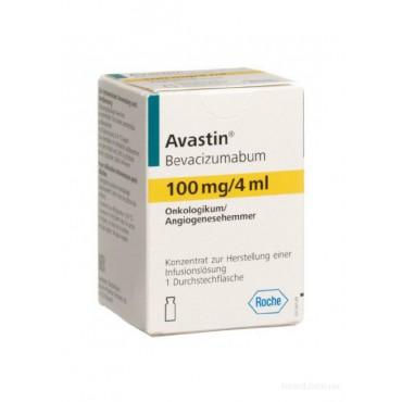 Купить Авастин (Avastin) - 100 mg в Москве