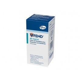 Купить Вифенд Vfend суспензия 40 мг/мл в Москве